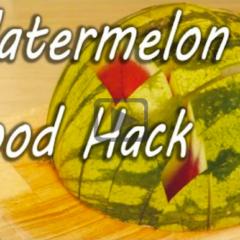 WatermelonFoodHack